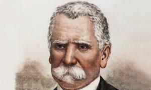 Σαν σήμερα το 1883 πεθαίνει ο διαπρεπής πολιτικός Αλέξανδρος Κουμουνδούρος