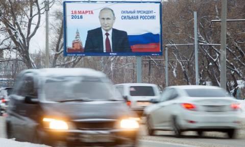 ВЦИОМ: агитационные материалы Путина лидируют в списке понравившихся избирателям