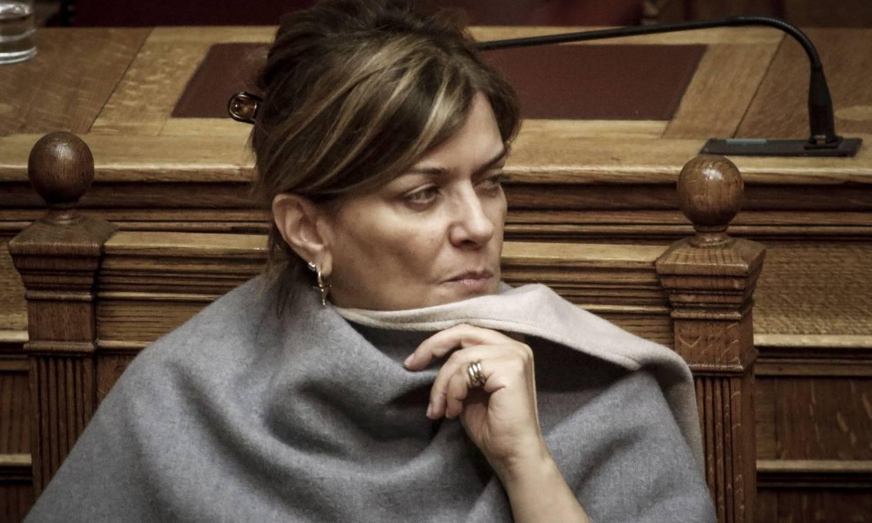 Αντωνοπούλου: Δεν ήθελα να προκαλέσω - Επιστρέφω τα χρήματα - Παραμένω στη διάθεση του Πρωθυπουργού