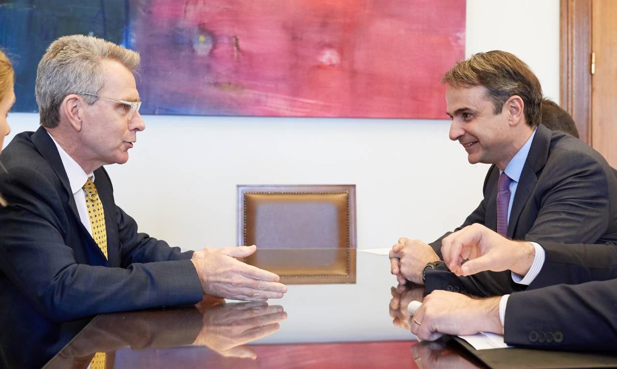 Σκάνδαλο Novartis - Πάιατ: Η έρευνα του FBI δεν αφορά σε Έλληνες πολιτικούς