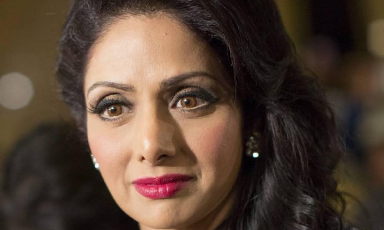 Sridevi Kapoor: Θρίλερ με το θάνατο της σούπερσταρ του Bollywood