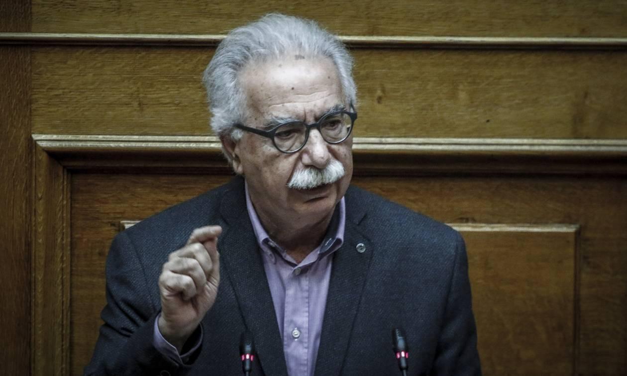 Γαβρόγλου στη Βουλή: Υπάρχει όντως διαφορά με τη ΝΔ στη φιλοσοφία μας για την Παιδεία