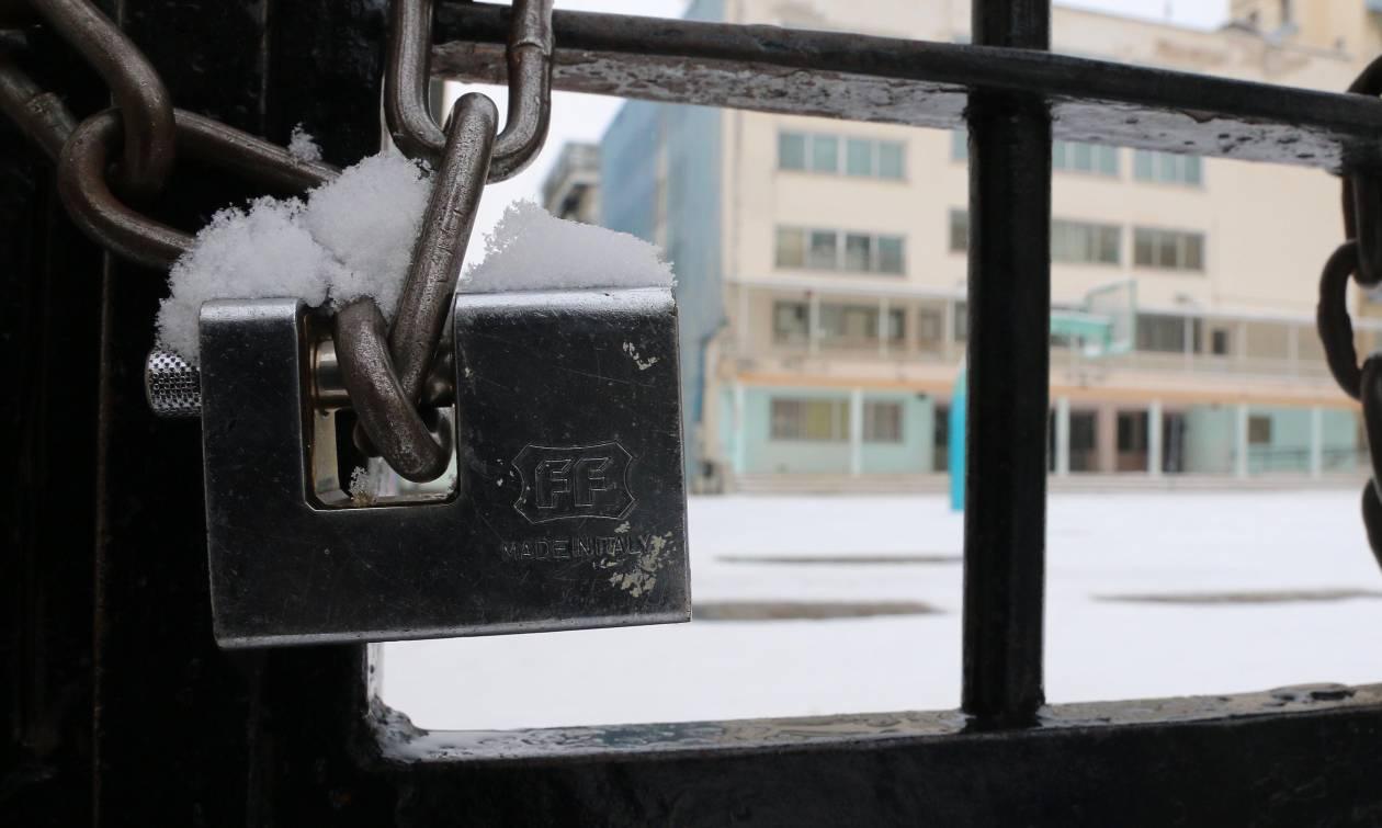 Προσοχή! Ποια σχολεία θα είναι κλειστά την Τρίτη (27/02) λόγω της κακοκαιρίας