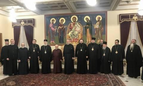 Представители РПЦ прибыли на Кипр