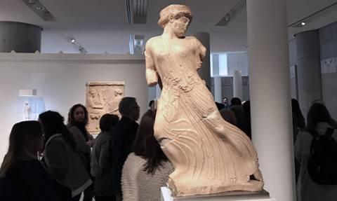 """""""Элевсинские мистерии"""": в Афинах в Музее Акрополя откроют новую выставку"""