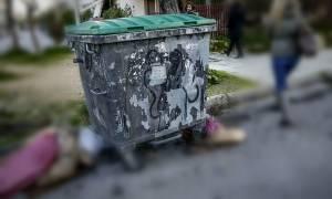 Φρίκη στην Πετρούπολη: Έτσι σκότωσαν το βρέφος και στη συνέχεια το πέταξαν στον κάδο των σκουπιδιών