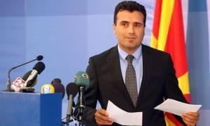 Τα «γυρίζει» ο Ζάεφ: Δεν αποκάλυψα πιθανά ονόματα για το Σκοπιανό