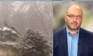 Προσοχή στο πρόσκαιρο κύμα ψύχους στα Βόρεια - Η προειδοποίηση του Σάκη Αρναούτογλου (video)