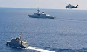 Μυρίζει μπαρούτι: Γαλλική φρεγάτα έδιωξε τους Τούρκους από την κυπριακή ΑΟΖ