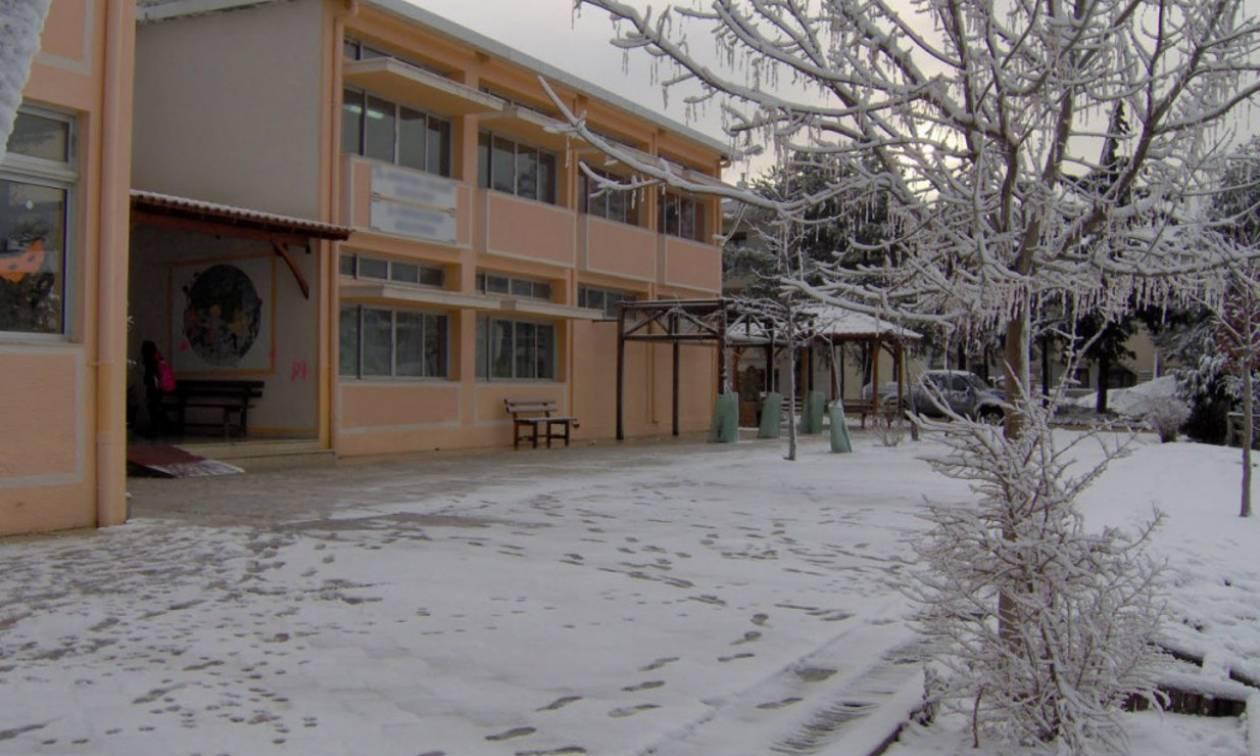 Καιρός: Με καθυστέρηση το κουδούνι στα σχολεία της δυτικής Μακεδονίας