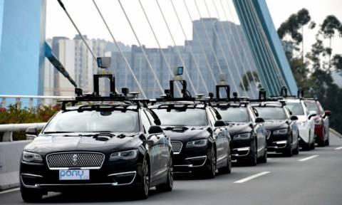 Το μέλλον είναι εδώ: Δείτε το πρώτο test drive αυτόνομου αυτοκινήτου στους δρόμους της Κίνας (Vid)