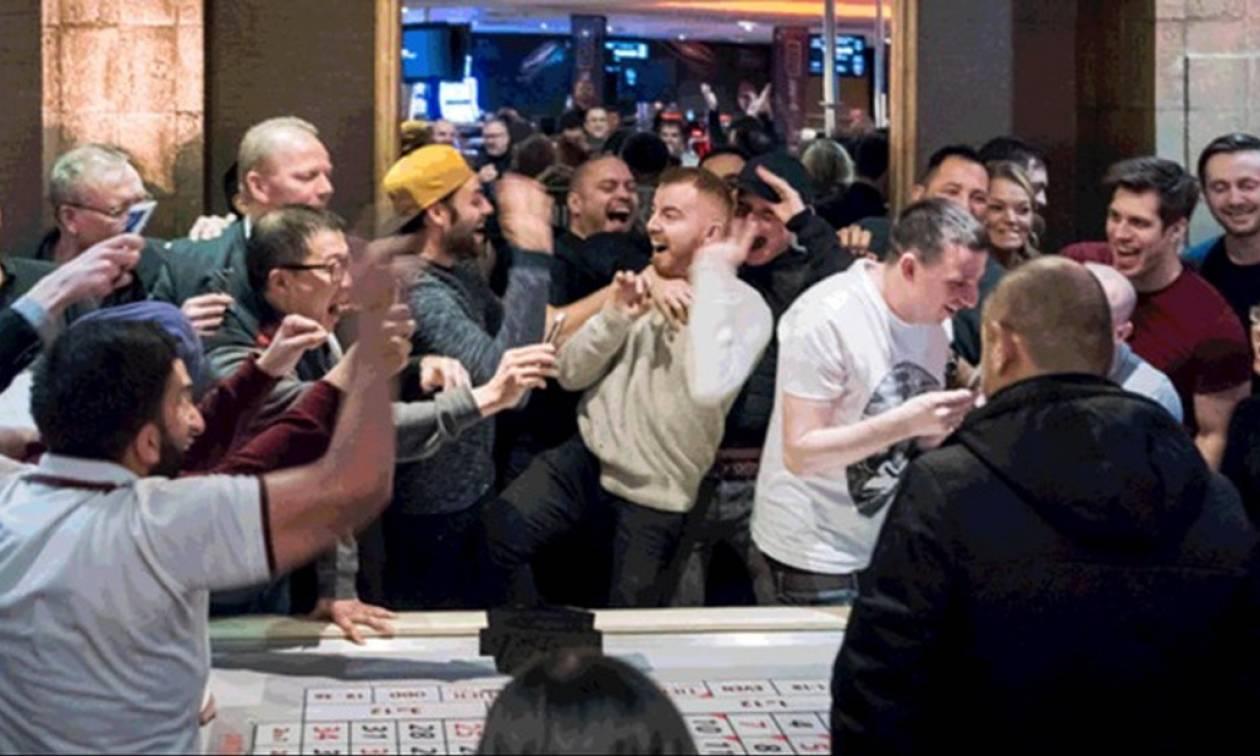 Απίθανο βίντεο: Κερδίζει τρελό ποσό στο πόκερ και αυτό που κάνει δεν έχει προηγούμενο!