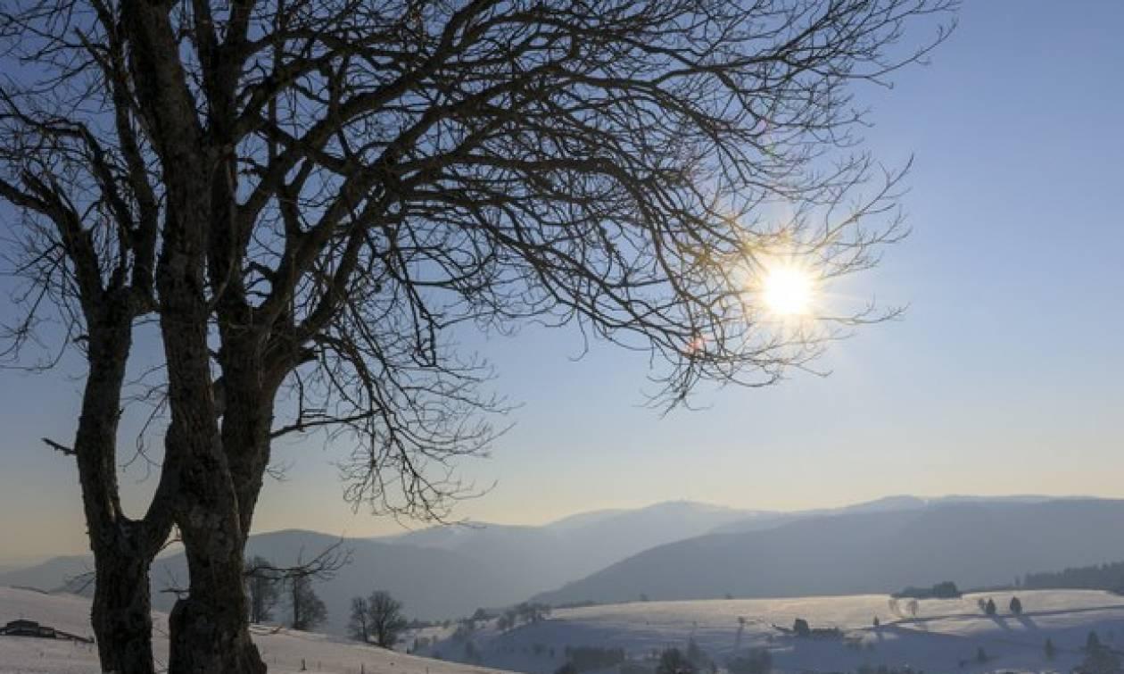 Ο καιρός... τρελάθηκε! Χειμώνας στον Έβρο, καλοκαίρι στην Κρήτη