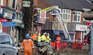 Βρετανία: Τρεις συλλήψεις για την αιματηρή έκρηξη στο Λέστερ