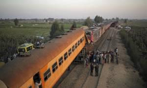 Αίγυπτος: Επτά νεκροί από τη σύγκρουση τρένων κοντά στο Κάϊρο