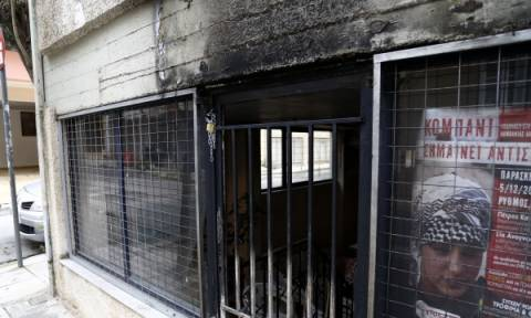 SYRIZA offices attacked