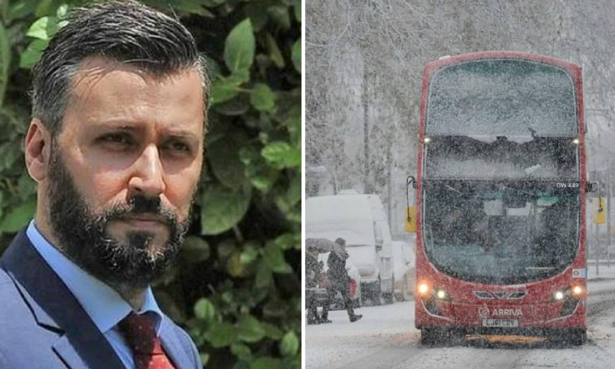 Καιρός - Γιάννης Καλλιάνος: Να γιατί δεν έφτασε στην Ελλάδα ο Σιβηρικός χιονιάς