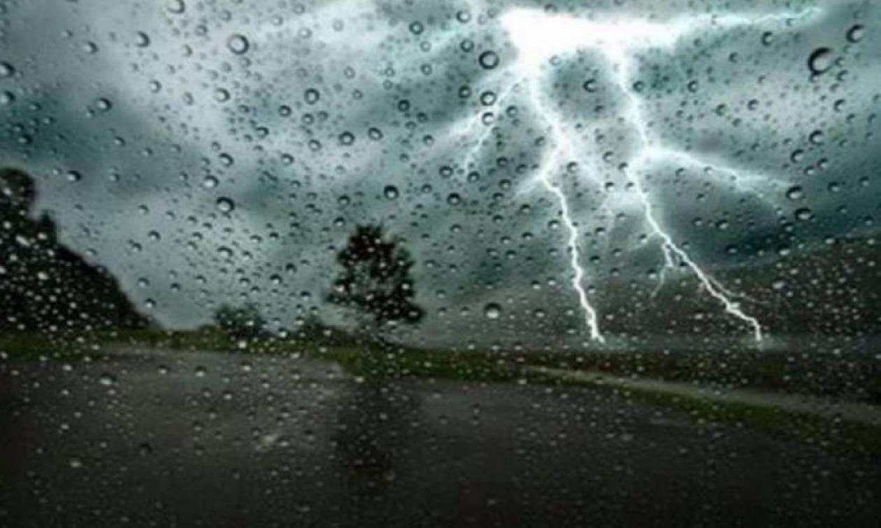 Καιρός: Έρχονται βροχές και καταιγίδες - Δείτε ποιες περιοχές «χτυπά» η κακοκαιρία