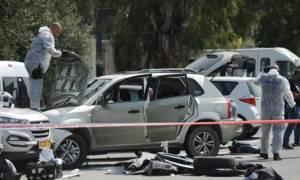 Επίθεση με αυτοκίνητο στο Ισραήλ: Καρέ-καρέ η δολοφονική επίθεση (ΠΡΟΣΟΧΗ! ΣΚΛΗΡΟ ΒΙΝΤΕΟ)