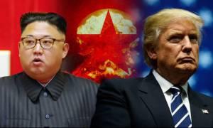 Τραμπ: Μπορεί ο Κιμ Γιονγκ Ουν να είναι τρελός αλλά θα συνομιλήσω μαζί του (Vid)
