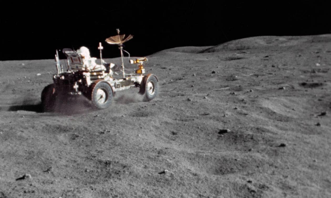 Δε φαντάζεστε τι υπάρχει στη Σελήνη και η NASA δεν το κρύβει (Vid)