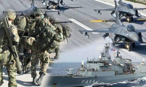 Ένοπλες Δυνάμεις: «Πορτοκαλί» συναγερμός και απελευθέρωση κανόνων εμπλοκής