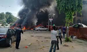 Νιγηρία: Τρεις νεκροί σε επίθεση βομβιστή-καμικάζι της Μπόκο Χαράμ