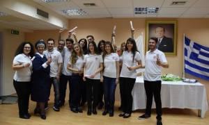 Ελληνικός Ερυθρός Σταυρός: Ορκίστηκαν οι νέοι εθελοντές Νοσηλευτικής στη Σπάρτη (pics)