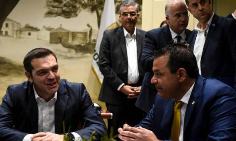 """PM Tsipras: """"There can be no democracy wherever a citizen does not feel safe"""""""