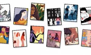 Παγκόσμια Ημέρα της Γυναίκας 2018: Το doodle της Google αφιερωμένο στις γυναίκες (vid)