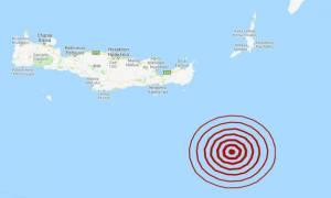 На Крите произошло землетрясение 4,1 балла