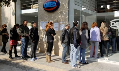 Greek unemployment fell to 20.8 pct in December