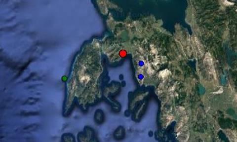 Σεισμός ΤΩΡΑ στη Λευκάδα