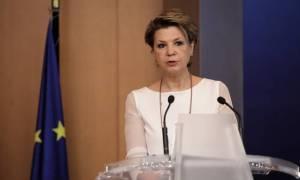 Γεροβασίλη σε Μητσοτάκη: Η πολιτική μας δεν διέπεται από προσωπικές στρατηγικές