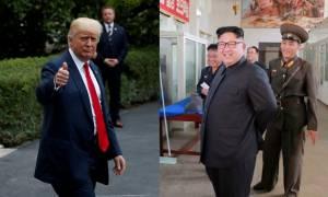 Είναι γεγονός! Ο Ντόναλντ Τραμπ θα συναντηθεί με τον Κιμ Γιονγκ Ουν! (video)