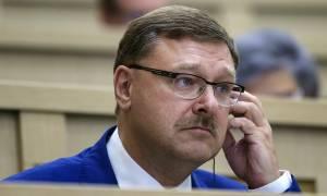 Косачев назвал обнадеживающим призыв сенаторов США к переговорам с Россией
