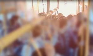 Βίντεο-Σοκ: Καρέ-καρέ η έκρηξη της «Μητέρας του Σατανά» στο μετρό του Λονδίνου (ΣΚΛΗΡΟ ΒΙΝΤΕΟ)