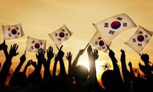 Πανηγυρισμοί στη Νότια Κορέα για την συνάντηση Κιμ Γιονγκ Ουν – Ντόναλντ Τραμπ