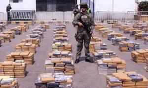Κολομβία: Οι Αρχές κατέσχεσαν 1,6 τόνοι κοκαΐνης