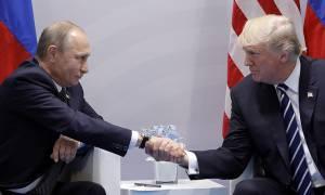 Путин заявил, что никогда не встречался с Трампом до его участия в выборах в США