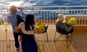 Τουριστική «έκρηξη» στην Ελλάδα το καλοκαίρι