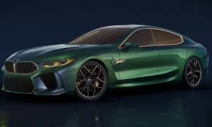 H σειρά 8 θα είναι η κορυφαία BMW και η τετράθυρη Μ8 Gran Coupe θα έχει πάνω από 600 ίππους