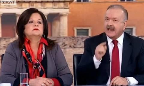 Σταμάτης: Πιστεύω πιο πολύ τον Ερντογάν από τον Τσίπρα - ΣΥΡΙΖΑ: Επικίνδυνη η συμπεριφορά του (vid)