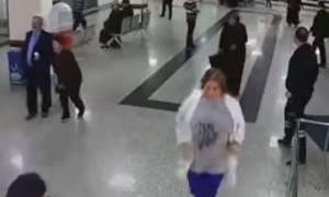 Πανικός σε νοσοκομείο: Πέρασαν ασθενή για... τρομοκράτη! (vid)