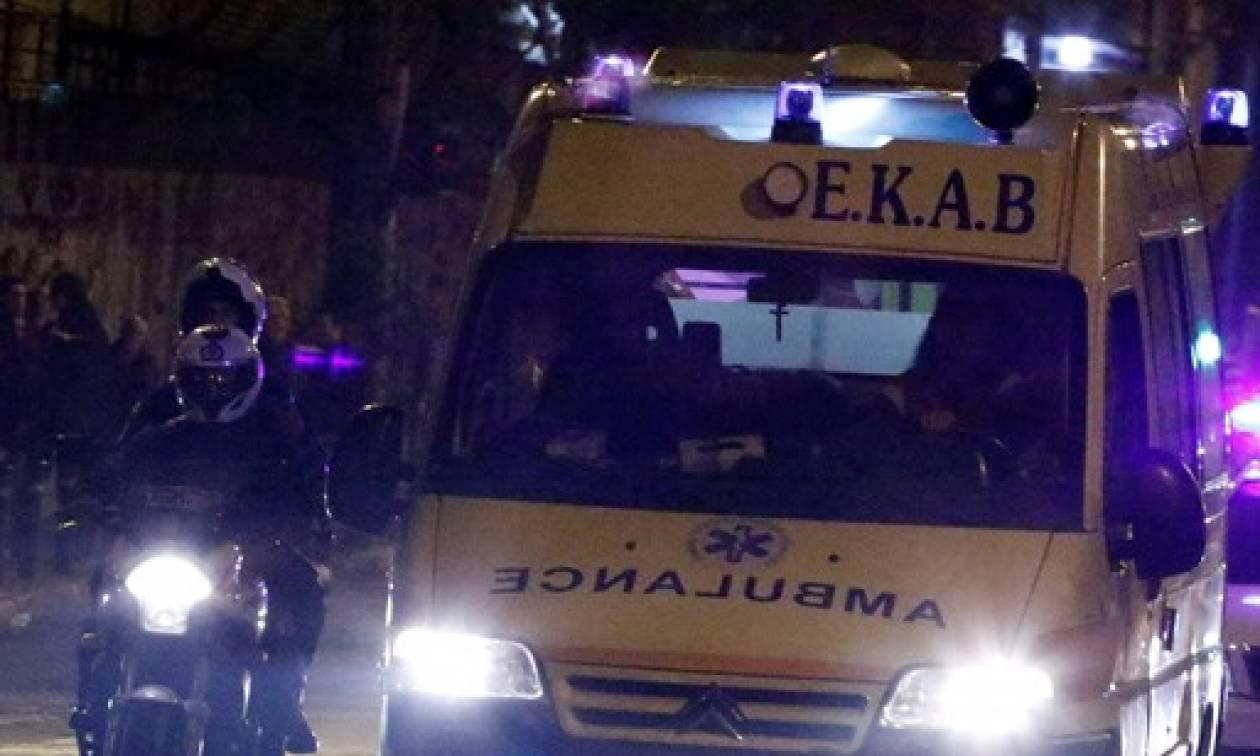 Ιεράπετρα: Αυτοκίνητο έπεσε σε χαράδρα - Μία γυναίκα νεκρή