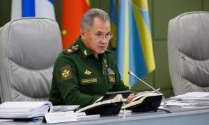Шойгу: Россия испытала в Сирии 210 образцов оружия