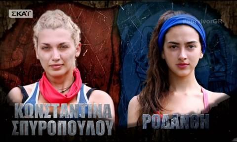 Survivor 2: Όργια στο Twitter για Ροδάνθη και επίθεση στην Σπυροπούλου (pics+tweets)