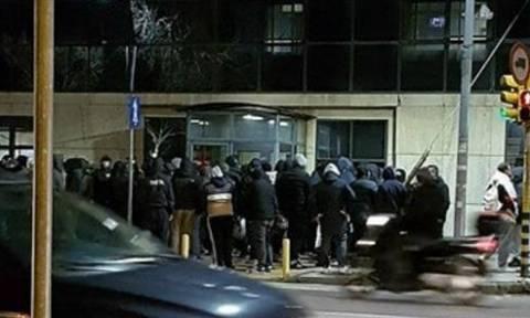 Θεσσαλονίκη: Προκαταρκτική έρευνα για την εισβολή οπαδών του ΠΑΟΚ στην ΕΡΤ3