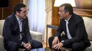 Συμφωνία Τσίπρα - Θεοδωράκη για τη συγκρότηση Συμβουλίου Εθνικής Ασφάλειας