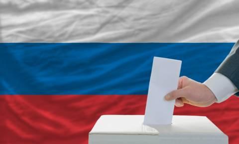 Αποτέλεσμα εικόνας για εκλογες στη ρωσια